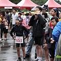 【主題賽事】-『礁溪龍潭湖鐵人二項賽,一路上坡雨不停!』