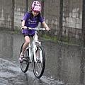 【主題賽事】-『礁溪龍潭湖鐵人二項賽,一路上坡雨不停!』 (2)