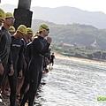 『2012 LAVA 515 Taiwan國際鐵人三項賽,先冷後熱超熱血!』 (1)