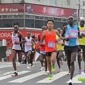 【人物專訪】-『台灣馬拉松的黑色閃電─蔣介文』 (1)