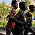【人物專訪】-『台灣馬拉松的黑色閃電─蔣介文』 (2)