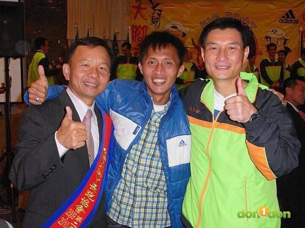 【人物專訪】-『台灣馬拉松的黑色閃電─蔣介文』 (23)