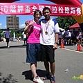 【跑者小故事】-『跑道上的訂情儀式─天偉&美親』 (5)
