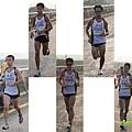 2012臺北國道馬拉松,充滿熱氣的柏油路 (12)