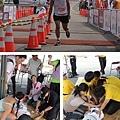 2012臺北國道馬拉松,充滿熱氣的柏油路 (20)