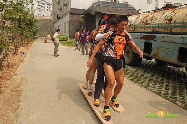 【主題賽事】-『台灣浩捍鐵人隊 - 第五屆中國百色樂業國際山地戶外運動挑戰賽 day 1』 (5)