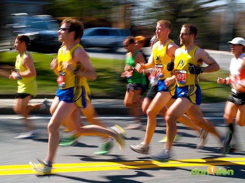 【主題賽事】-『充滿傳奇歷史的─波士頓馬拉松』 (18)