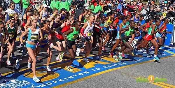 【主題賽事】-『充滿傳奇歷史的─波士頓馬拉松』 (19)
