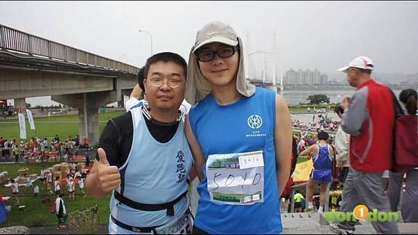 【Wan's 音樂與馬拉松】-『2012三重馬拉松』 (1)