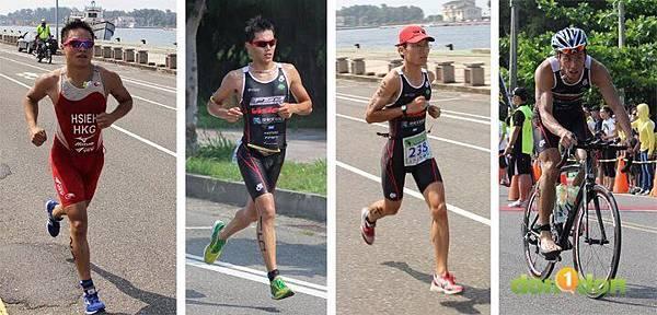 【主題賽事】-『2012台南安平國際鐵人三項錦標賽,和陽光奮力一搏』 (2)