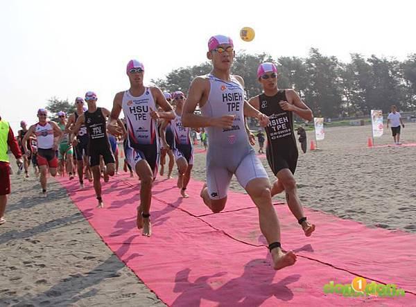 【昇諺大哥的鐵人生活】-『2012台南安平國際鐵人三項錦標賽』