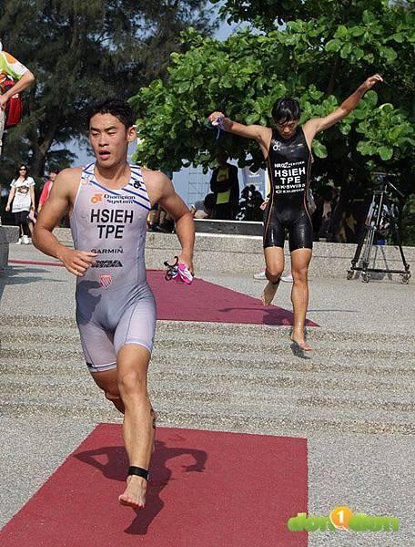 【昇諺大哥的鐵人生活】-『2012台南安平國際鐵人三項錦標賽』 (1)