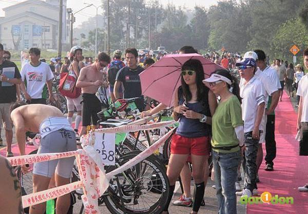 【昇諺大哥的鐵人生活】-『2012台南安平國際鐵人三項錦標賽』 (6)