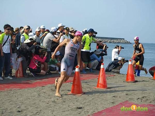 【昇諺大哥的鐵人生活】-『2012台南安平國際鐵人三項錦標賽』 (8)