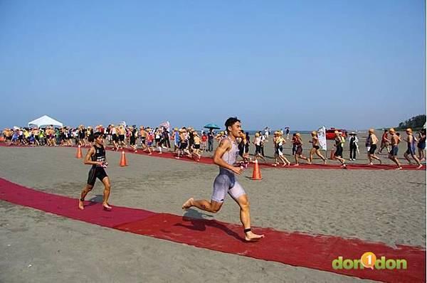 【昇諺大哥的鐵人生活】-『2012台南安平國際鐵人三項錦標賽』 (9)