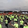 【主題賽事】-『2012PUMA螢光夜跑台北站,一場盛大的螢光party』  (1)
