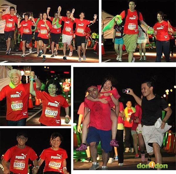 【主題賽事】-『2012PUMA螢光夜跑台北站,一場盛大的螢光party』  (17)