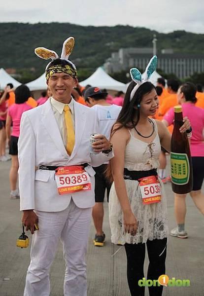 【主題賽事】-『2012PUMA螢光夜跑台北站,一場盛大的螢光party』  (22)