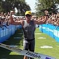 Lance Armstrong 於 Ironman 70.3 Florida 奪得首勝!