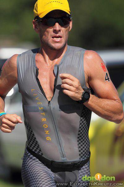 Lance Armstrong 於 Ironman 70.3 Florida 奪得首勝! (3)