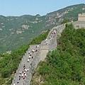 【賽場焦點】-『2012黃崖關長城馬拉松,五大冒險馬拉爽之一(上集)』 (3)