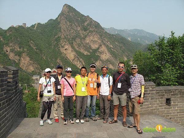 【賽場焦點】-『2012黃崖關長城馬拉松,五大冒險馬拉爽之一(上集)』 (7)