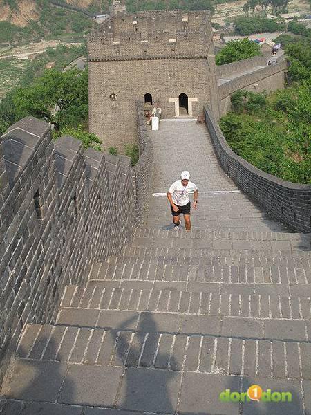 【賽場焦點】-『2012黃崖關長城馬拉松,五大冒險馬拉爽之一(上集)』 (10)