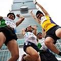 【主題賽事】-『2012渣打‧台北101登高賽,不怕2046階的考驗,直衝上雲霄吧!』 (43)