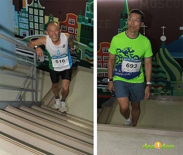 【主題賽事】-『2012渣打‧台北101登高賽,不怕2046階的考驗,直衝上雲霄吧!』 (12)