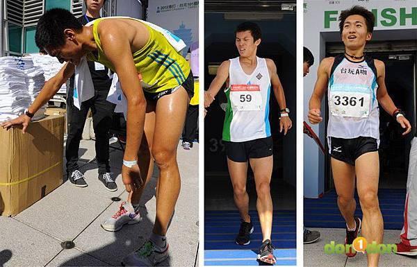 【主題賽事】-『2012渣打‧台北101登高賽,不怕2046階的考驗,直衝上雲霄吧!』 (21)