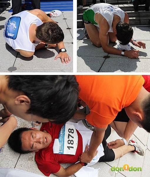 【主題賽事】-『2012渣打‧台北101登高賽,不怕2046階的考驗,直衝上雲霄吧!』 (27)