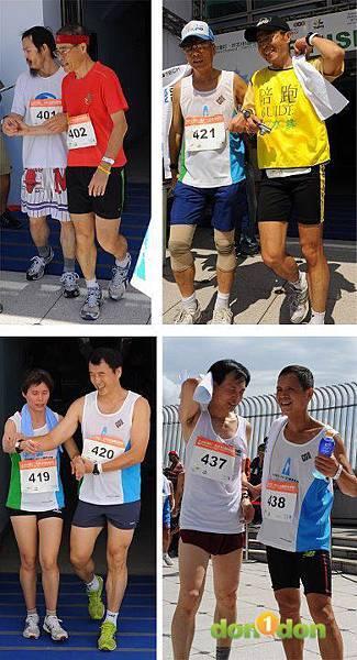 【主題賽事】-『2012渣打‧台北101登高賽,不怕2046階的考驗,直衝上雲霄吧!』 (30)