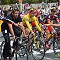 自行車賽場上犧牲奉獻的精神代表George Hincapie (2)