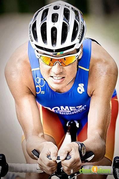 【前進倫敦奧運─鐵人篇】-『Javier Gómez Noya』