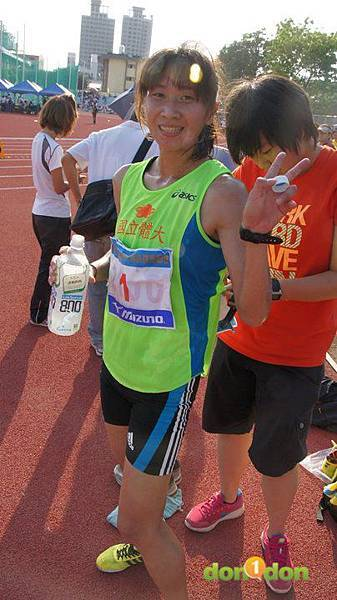 【人物專訪】-『最親切的馬拉松新生代一姊 ─ 陳淑華』 (1)