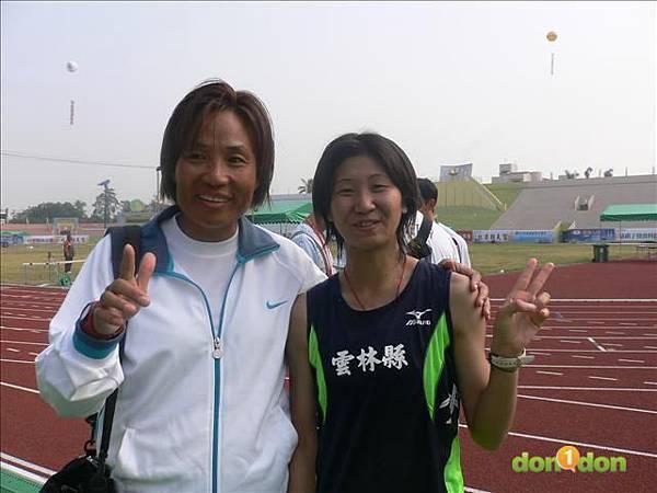 【人物專訪】-『最親切的馬拉松新生代一姊 ─ 陳淑華』 (6)