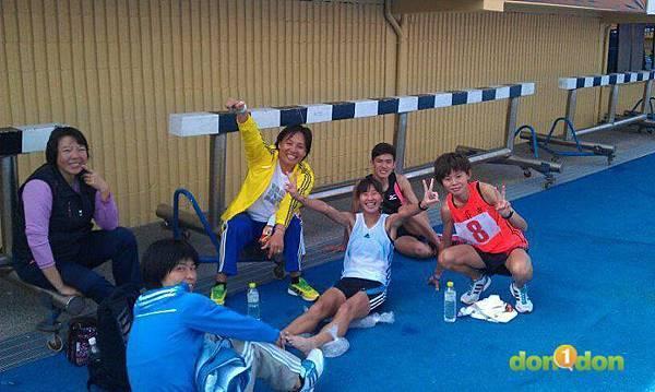 【人物專訪】-『最親切的馬拉松新生代一姊 ─ 陳淑華』 (10)