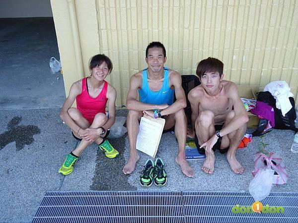 【人物專訪】-『最親切的馬拉松新生代一姊 ─ 陳淑華』 (17)