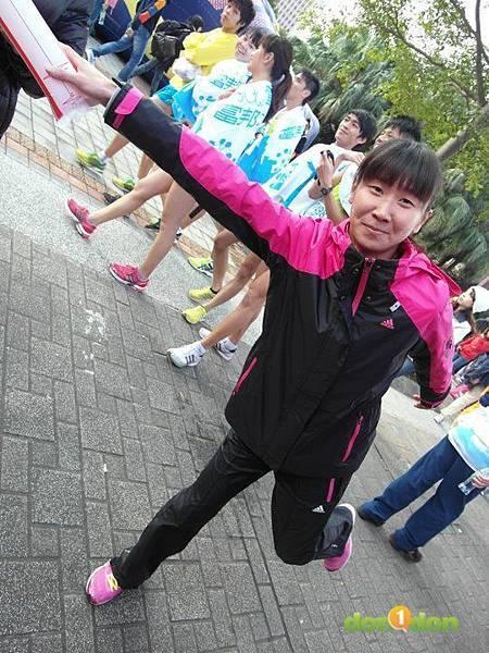 【人物專訪】-『最親切的馬拉松新生代一姊 ─ 陳淑華』 (18)