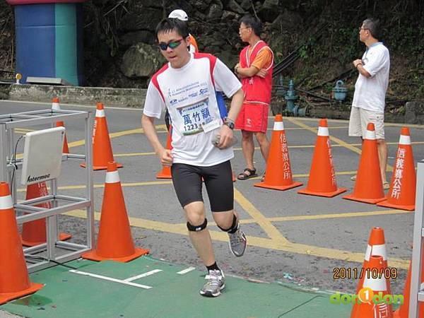 【Wan's音樂與馬拉松】-『睽違十四個月的思念,葡萄馬拉松』 (9)