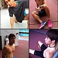 【嘉哲的真男人日記】-『第一名跑者的尷尬』 (2)