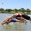 【主題賽事】-『2012世界大學鐵人三項錦標賽暨全國賽,高溫、26國大對抗!』 (41)