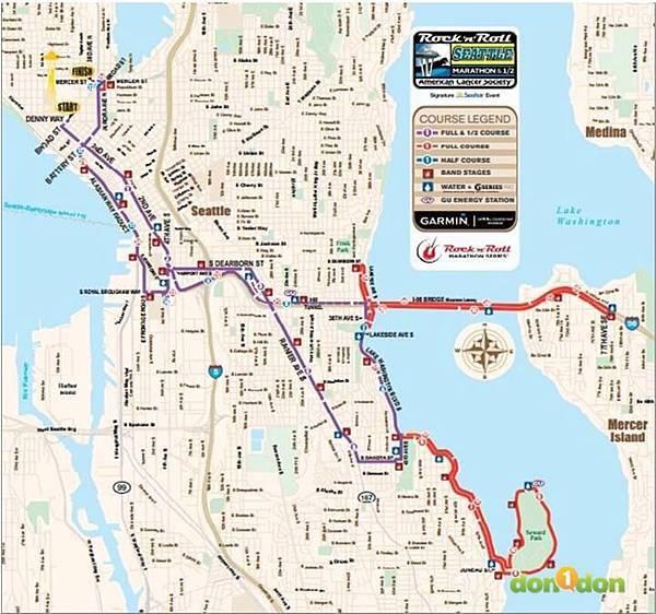 【賽場焦點】-『搖滾你的路跑魂!2012西雅圖搖滾馬拉松(上集)』 (28)