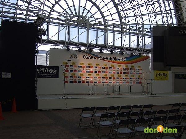 【賽場焦點】-『2012大阪馬拉松(上)- Osaka Marathon Expo』 (7)