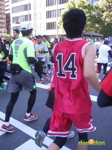 【賽場焦點】-『2012大阪馬拉松(下)- Osaka Marathon Day』 (5)