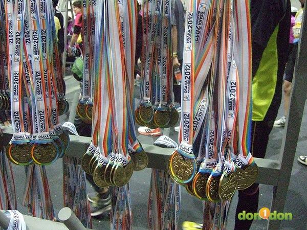 【賽場焦點】-『2012大阪馬拉松(下)- Osaka Marathon Day』 (11)