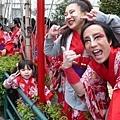 【曉陽的42公里玩樂行】-『東京馬拉松的冒升』4