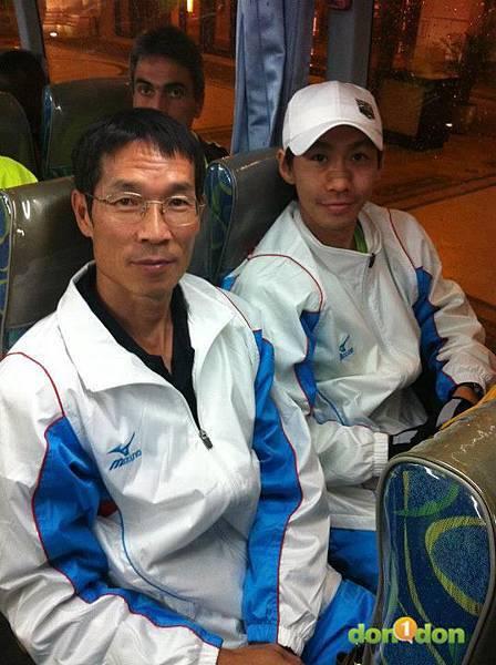 【嘉哲的真男人日記】-「2012澳門銀河娛樂國際馬拉松棄賽實錄
