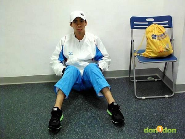 【嘉哲的真男人日記】-「2012澳門銀河娛樂國際馬拉松棄賽實錄 (1)