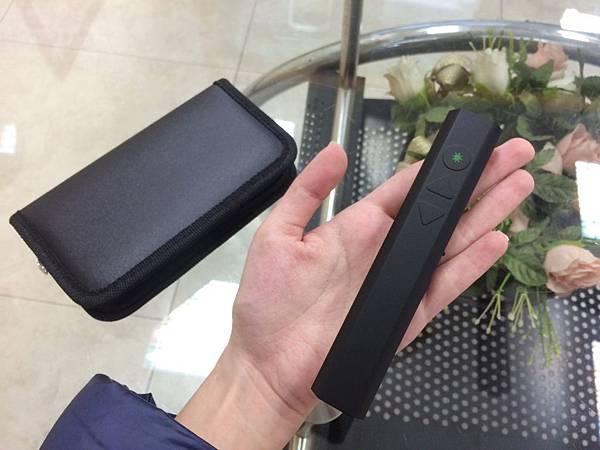 博士佳BSG RF1202G-10綠光簡報器